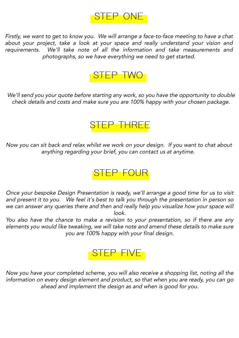 heres how it works steps 3