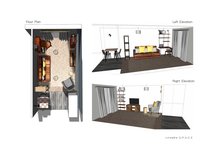 Austen House - DESIGN PRESENTATION 2